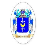 Belyanchikov Sticker (Oval 50 pk)