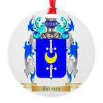Belyaev Round Ornament