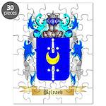 Belyaev Puzzle