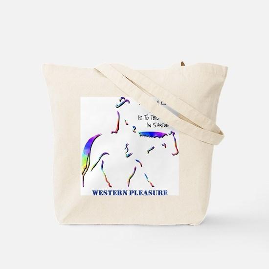 Western Pleasure Tote Bag