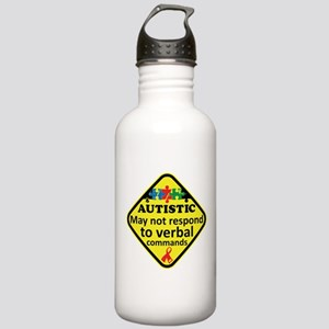 Autistic Water Bottle