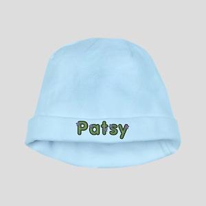 Patsy Spring Green baby hat