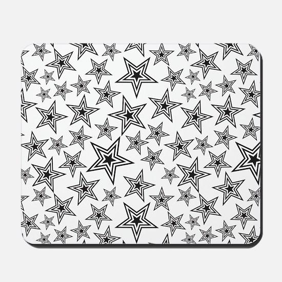 Paulie Star Mousepad
