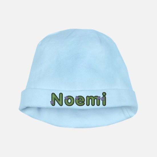 Noemi Spring Green baby hat