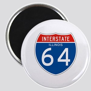 Interstate 64 - IL Magnet