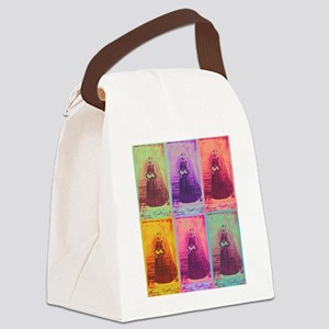 Florence Nightingale Colors Canvas Lunch Bag