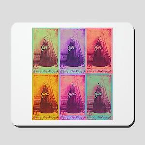 Florence Nightingale Colors Mousepad