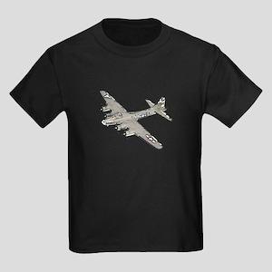 B-17 Kids Dark T-Shirt