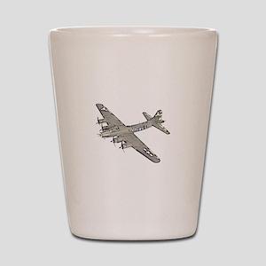 B-17 Shot Glass