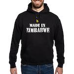 Madein Zimbabwe - light Hoodie