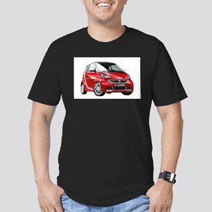 smart 451 - 2013 Red / Silver T-Shirt