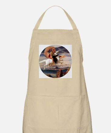 Perseus on Pegasus Mythology Apron