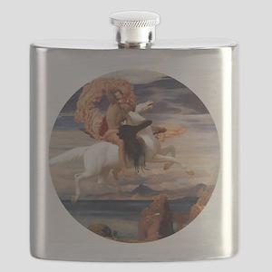 Perseus on Pegasus Mythology Flask