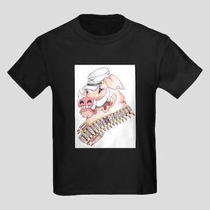 OINK Y'ALL Kids Dark T-Shirt