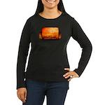 radelaide winter Women's Long Sleeve Dark T-Shirt