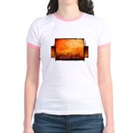 radelaide winter Jr. Ringer T-Shirt