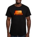 radelaide winter Men's Fitted T-Shirt (dark)