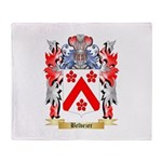 Belvezer Throw Blanket