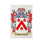 Belvedere Rectangle Magnet