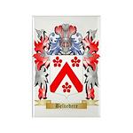 Belvedere Rectangle Magnet (100 pack)