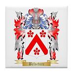 Belvedere Tile Coaster