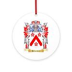 Belvedere Ornament (Round)