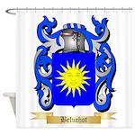 Beluchot Shower Curtain