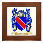 Beltrani Framed Tile