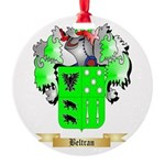 Beltran Round Ornament