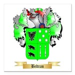Beltran Square Car Magnet 3