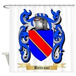 Beltrami Shower Curtain