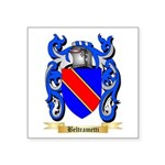 Beltrametti Square Sticker 3