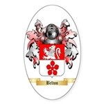 Belton Sticker (Oval)