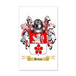 Belton 35x21 Wall Decal