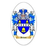 Belson Sticker (Oval)