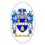 Belson Sticker (Oval 10 pk)