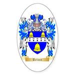 Belson Sticker (Oval 50 pk)