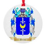 Belov Round Ornament