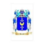 Beloff Sticker (Rectangle 50 pk)