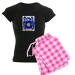 Belo Women's Dark Pajamas