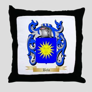 Belo Throw Pillow