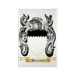 Belmont Rectangle Magnet
