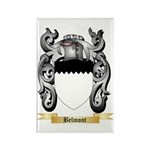 Belmont Rectangle Magnet (100 pack)