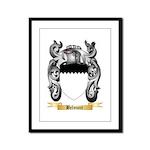 Belmont Framed Panel Print