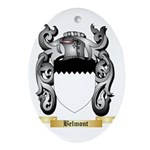 Belmont Ornament (Oval)