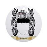 Belmont Ornament (Round)