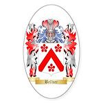 Bellver Sticker (Oval)