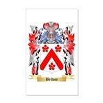 Bellver 20x12 Wall Decal