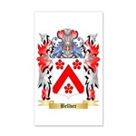 Bellver 35x21 Wall Decal