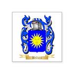 Belluzzi Square Sticker 3